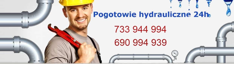 pogotowie hydrauliczne i kanalizacyjne